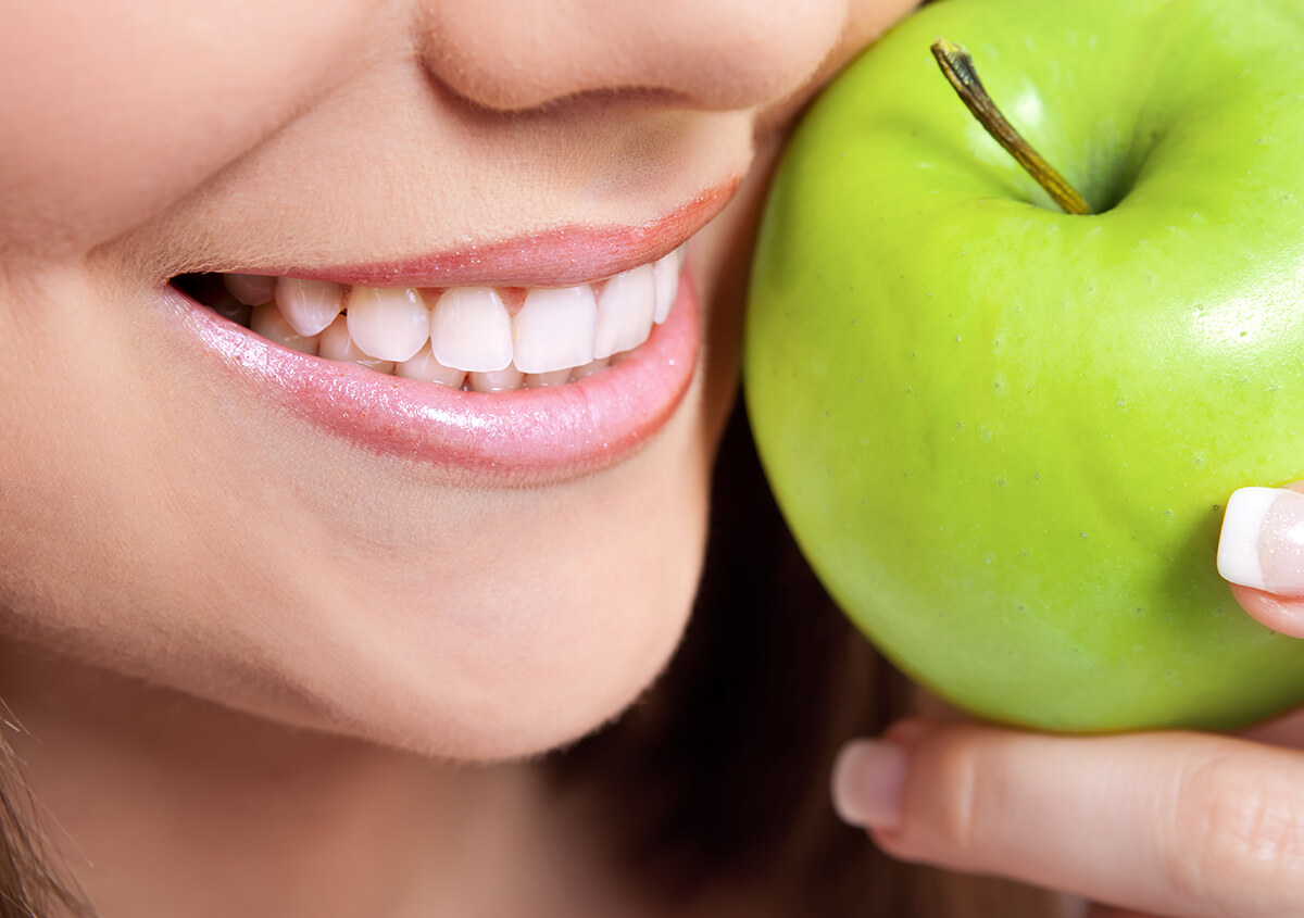 Keep Strong Teeth with Healthy Nutrition at Dr. Beata Calrson of Natural & Cosmetic Dentistry in Clearwater Area